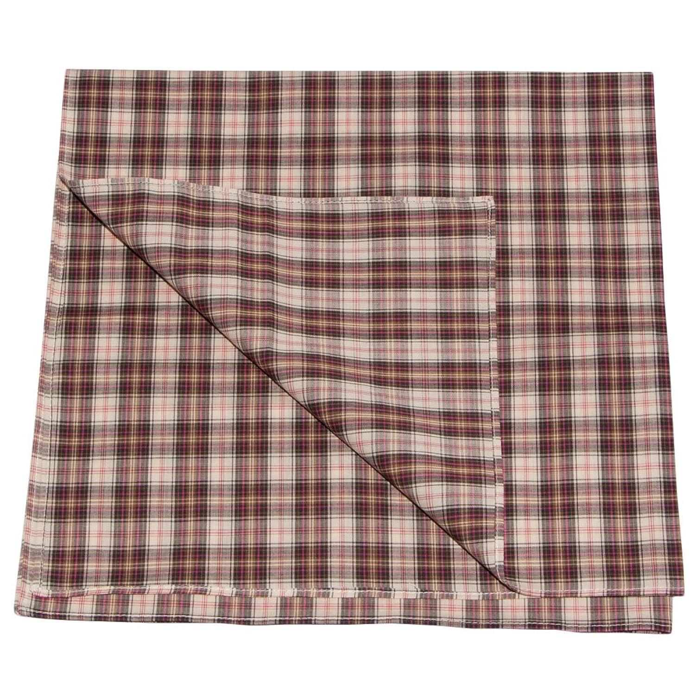 SHIRTSBAR。ドレスシャツを作る生地から作られたハンカチです。