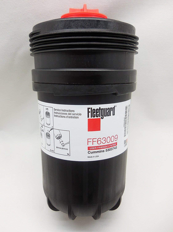 Fleetguard FF63009 Fuel Filter for Cummins 5303743 1