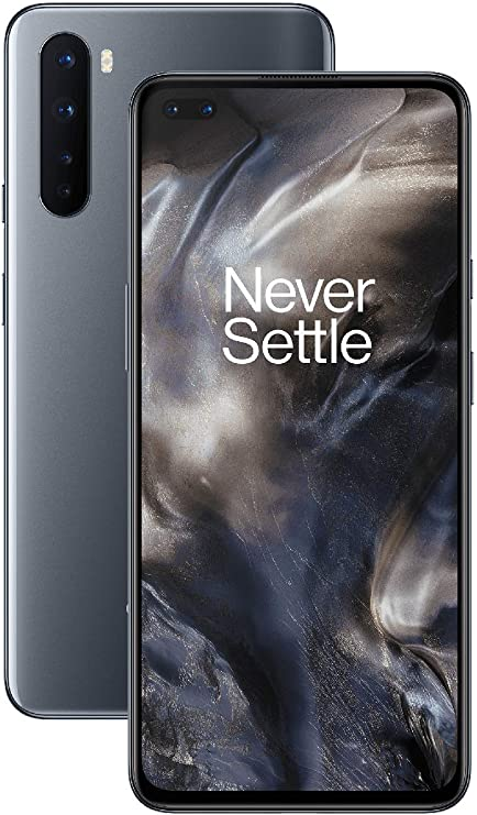 Teléfono OnePlus NORD (5G) 8GB RAM 128GB, Cámara Cuádruple, Dual ...