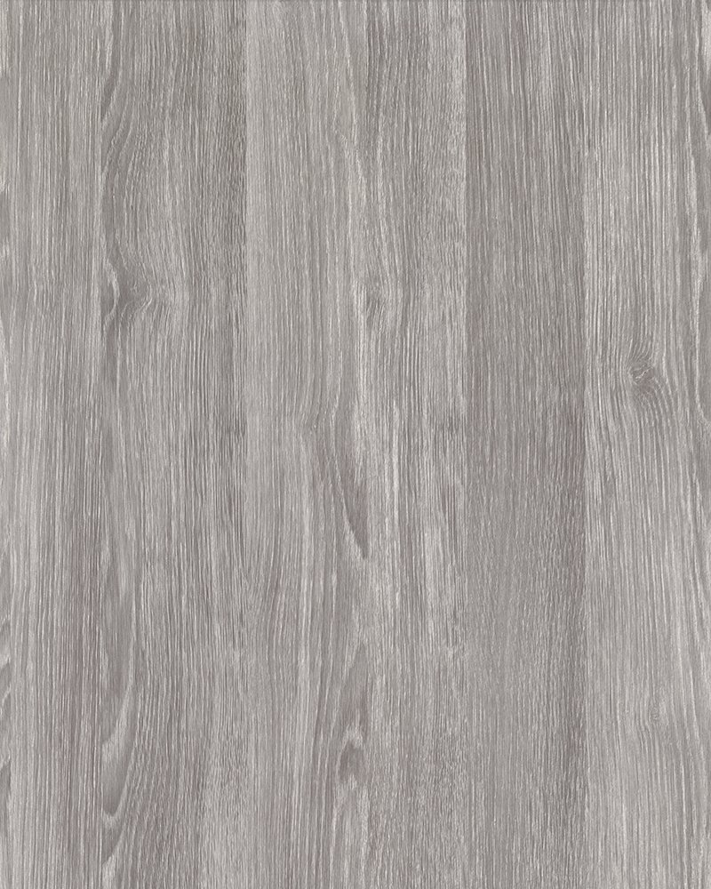 Alkor Sticky Back Plastic (self adhesive vinyl film) Woodgrain Oak Sheffield Pearly Grey 45cm x 2m 380-0101 Konrad Hornschuch AG F3800101