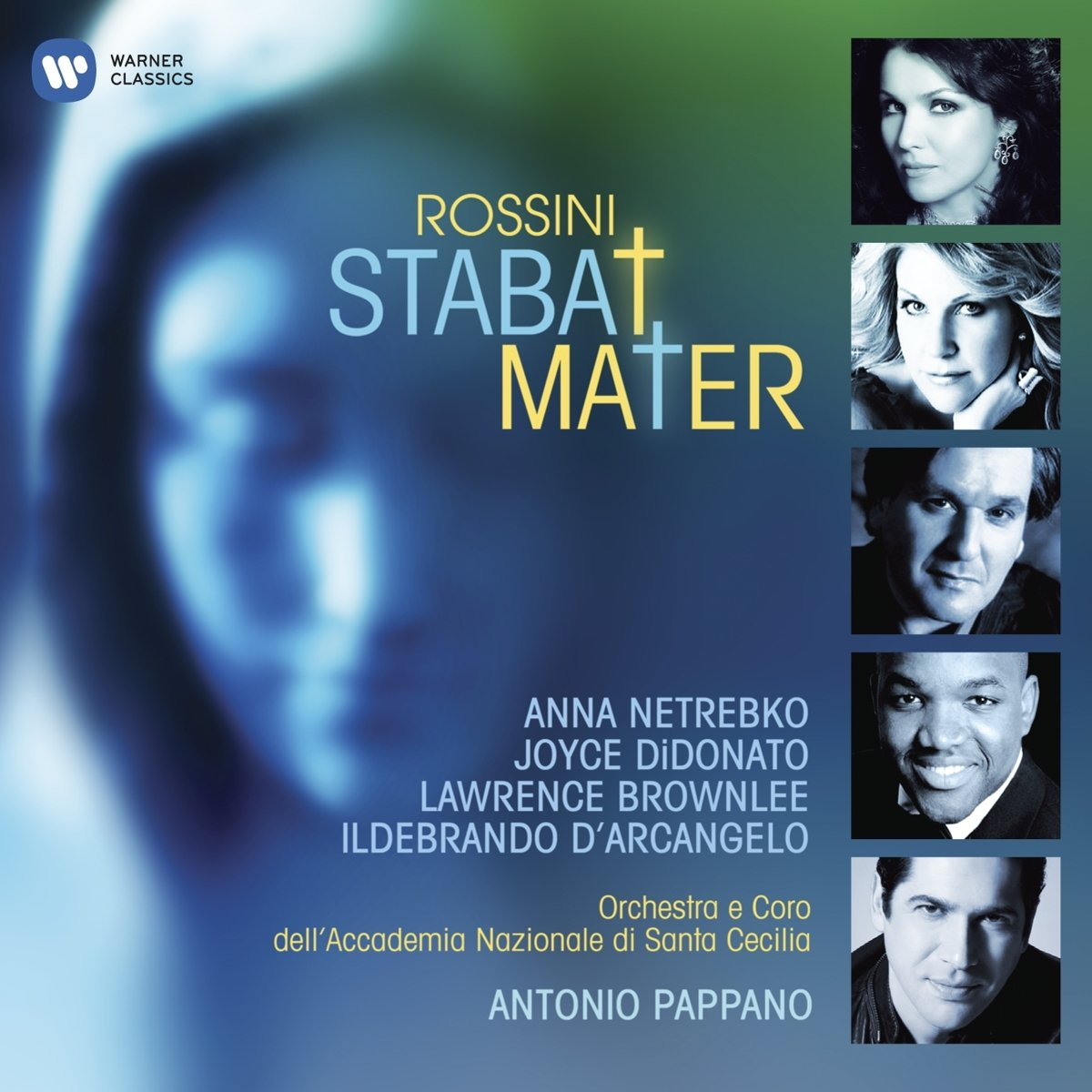 Rossini: Stabat Mater by Warner Bros.