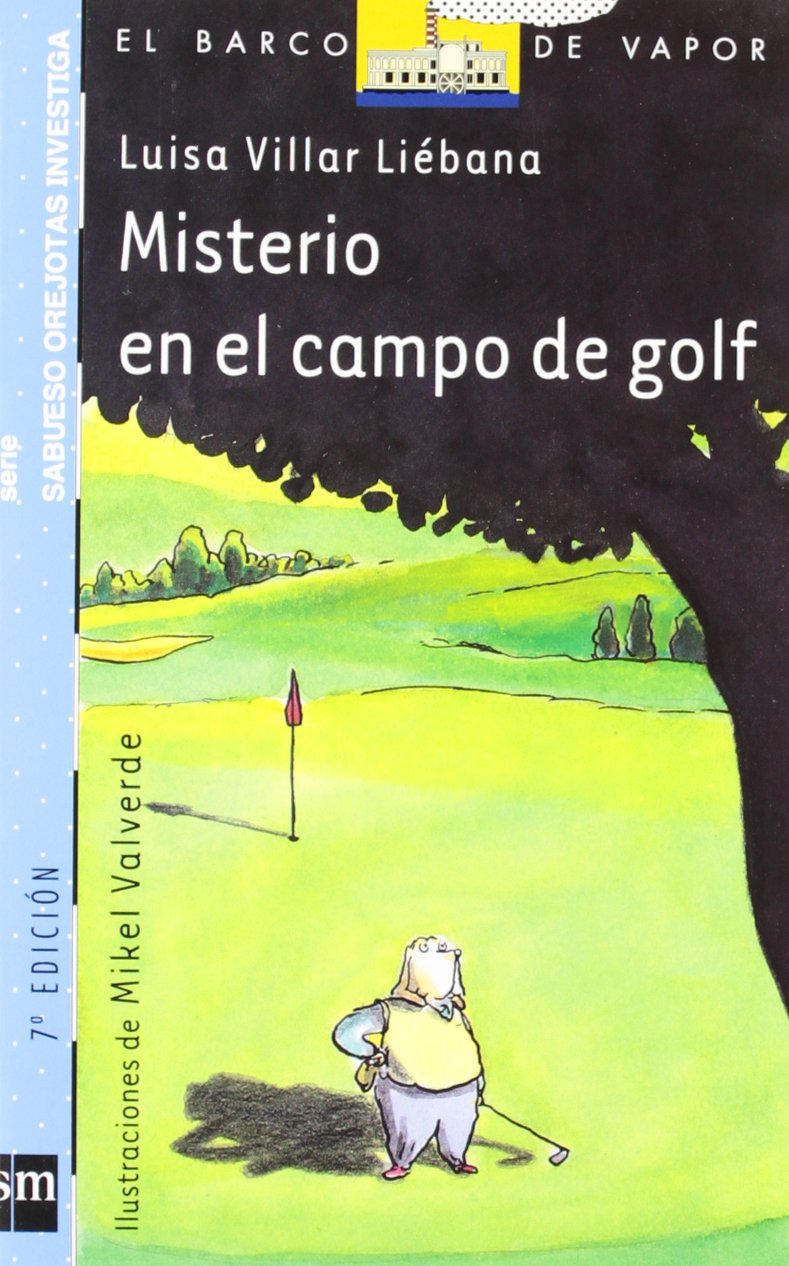 Amazon.com: Misterio en el campo de golf/ Mystery in the ...