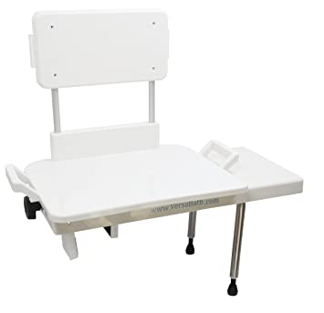Amazon.com: Versa Bath Seat, 14.4 Pound: Health & Personal Care