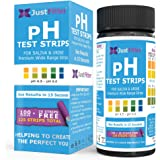 Just Fitter pH Test Strips for Testing Alkaline and Acid Levels in The Body. Track & Monitor Your pH Level Using Saliva and Urine. Get Highly Accurate Results in Seconds.