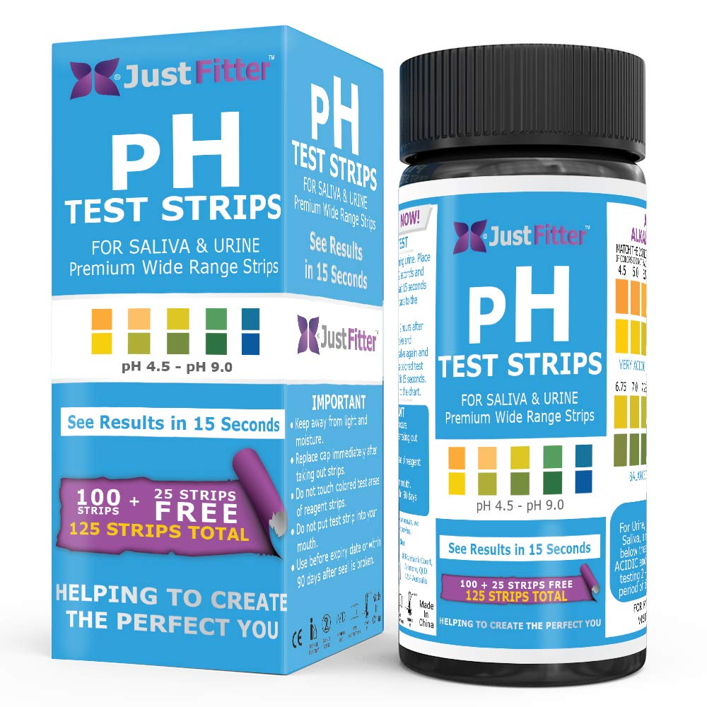 Whats The Purpose Of Balancing Or Monitoring Your Checking Account >> Ph Test Strips For Testing Alkaline And Acid Levels In The Body Track Monitor Your Ph Level Using Saliva And Urine Get Highly Accurate Results In