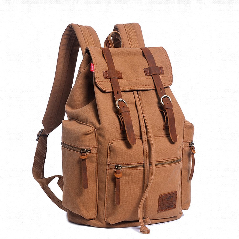 Canvas Backpack 7a492f393bfe3