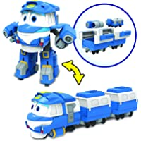 ROBOT TRAINS Robot Trenes – Figura transformable Deluxe Kay, 80177