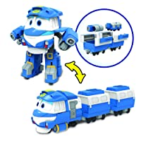 ROBOT TRAINS - Figurine Transformable Deluxe Kay - 12cm