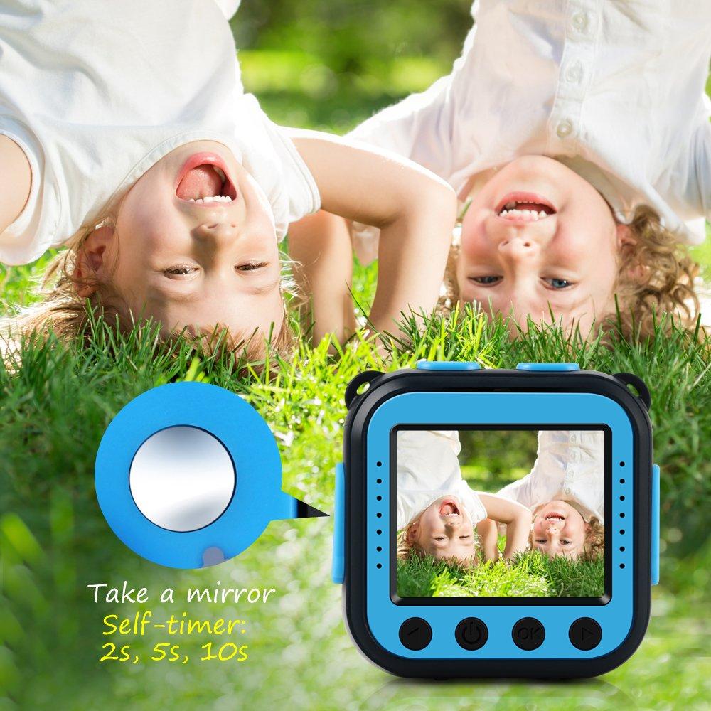 GAKOV GACD WiFi 1080P 2MP Underwater Kids Camera 20m Waterproof Sports Camera for Kids by GAKOV (Image #8)