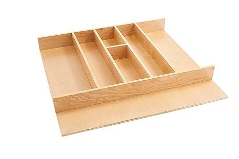Amazon.com: Rev-A-Shelf 4 wut-3 de madera gabinete cajón ...