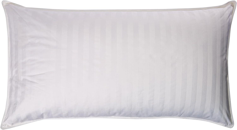 Blue Ridge Home Fashions Pillow, King, White