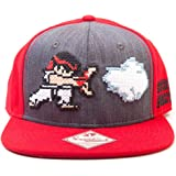 Casquette 'Street Fighter' - Ryu Pixel - Snap Back