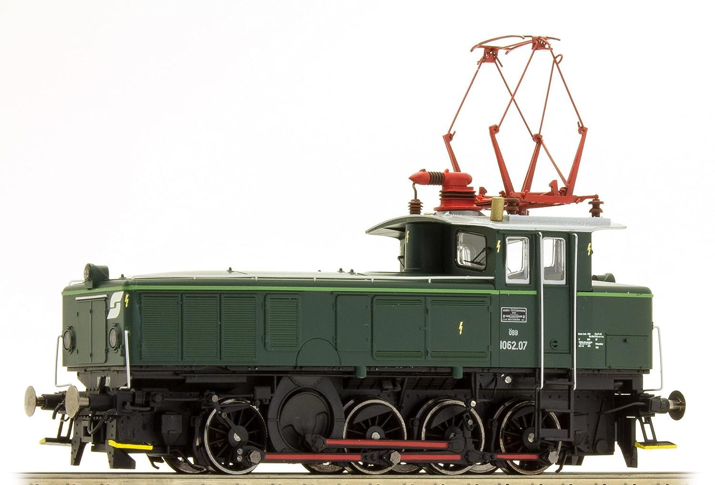Spur H0 -- Jägerndorfer E-Lok ÖBB 1062.07 AC mit Sound