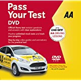 Pass Your Test DVD 2017 (AA Driving Test Series)