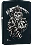 Zippo Briquet Sons Of Anarchy Reaper coupe-vent