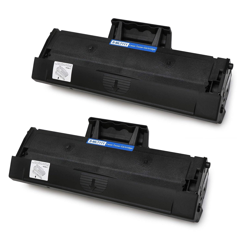 Vmosgo Compatible MLT-D111S D111S 111S Cartuchos de Tóner, para ...