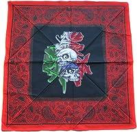 foulard tête de mort 9
