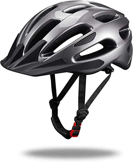 Unisex Adultos Bicicleta Casco, Casco Mountain Bike Bicicleta ...