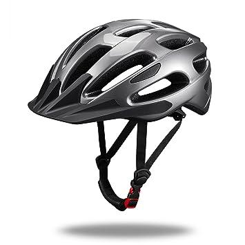 Unisex Adultos bicicleta casco, casco Mountain Bike Bicicleta Casco para todos los Hombre Mujer Ciclista