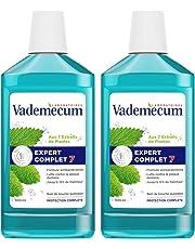 Vademecum - Bain de Bouche - Expert Complet 7 - Flacon 500 ml - Lot de 2