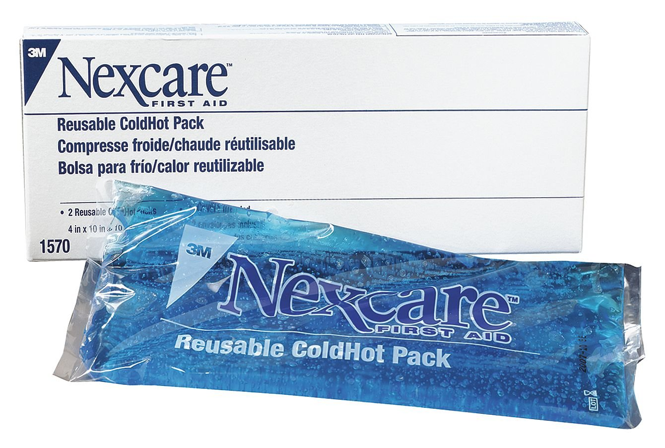 Amazon.com: 3M Health Care 1570 Hot/Cold Pack, 4