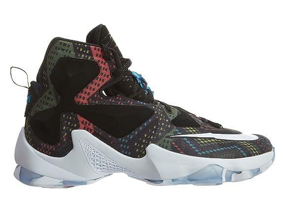 Nike Lebron XI II BHM, Zapatillas de Baloncesto para Hombre, Varios Colores, 40 1/2 EU