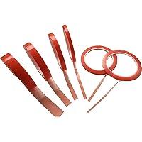 Dubbelzijdig plakband – 0,2 mm acryl lijm dun – extra sterk hechtend/klevend – dubbele band sticky tape doorzichtig 3 mm…