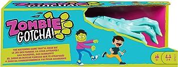 Mattel Games Zombie Gotcha Juego de mesa con cartas de ...