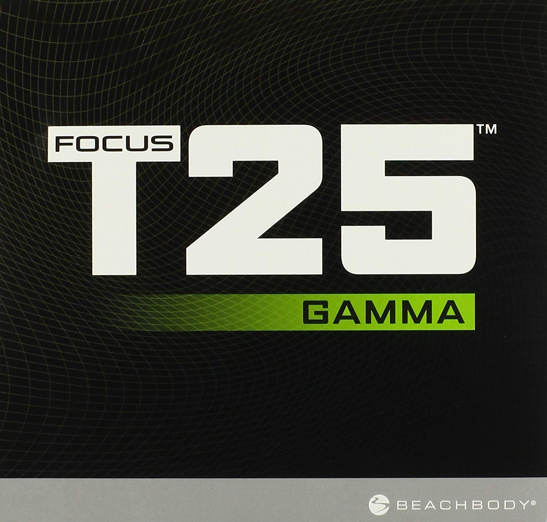 Qspeed Shaun T DVD T25 Gamma 25 Minutes Workouts Fitnes Videos Program