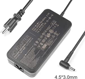 JUYOON 150W Charger Power for Asus ZenBook PRO 15 14 UX580GE UX580GD UX550GD UX550GE UX480FD UX450FD X570ZD Q536FD UX562FD UX562FDX X570UD UX550G UX580G UX450F UX480F UX550G x570Z Q536F A17-150P1A