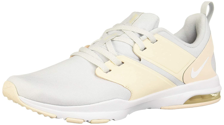 MultiCouleure (Pure Platinum blanc Guava Ice 008) Nike WMNS Air Bella TR, Chaussures de Running Compétition Femme 42 EU