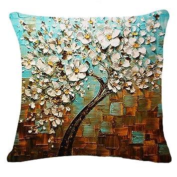 Serliy Rechteck Flauschige Kissenbezüge Spannbettlaken Hause