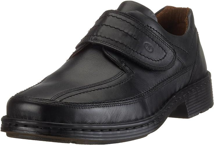 Josef Seibel GmbH Bradford 06 Mens Shoes Black 11 UK