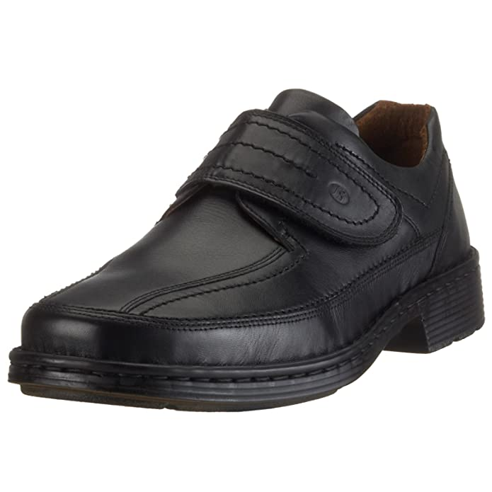 zapato velcro hombre