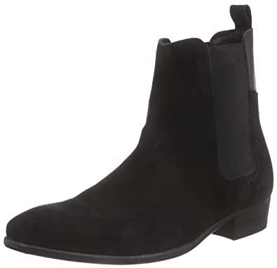 Amazon.com | H by Hudson Watts Mens Chelsea Boots | Oxfords