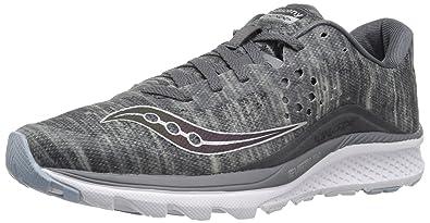 Saucony Kinvara 8 Womens Running Shoes Grey
