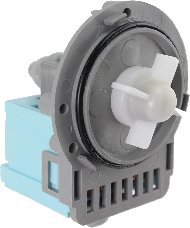 Spares2go Bomba de desagüe para lavadora LG