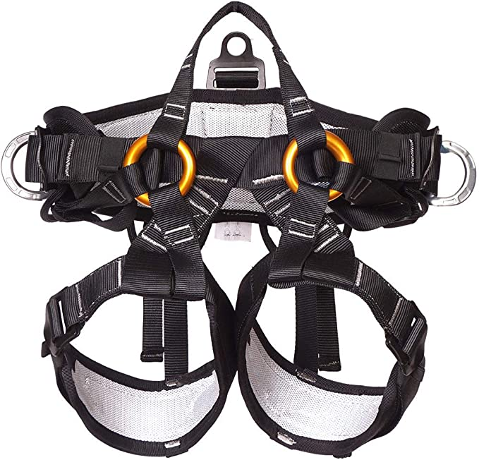 HPDOE Arnes Escalada Protección contra caídas cinturón arnés ...