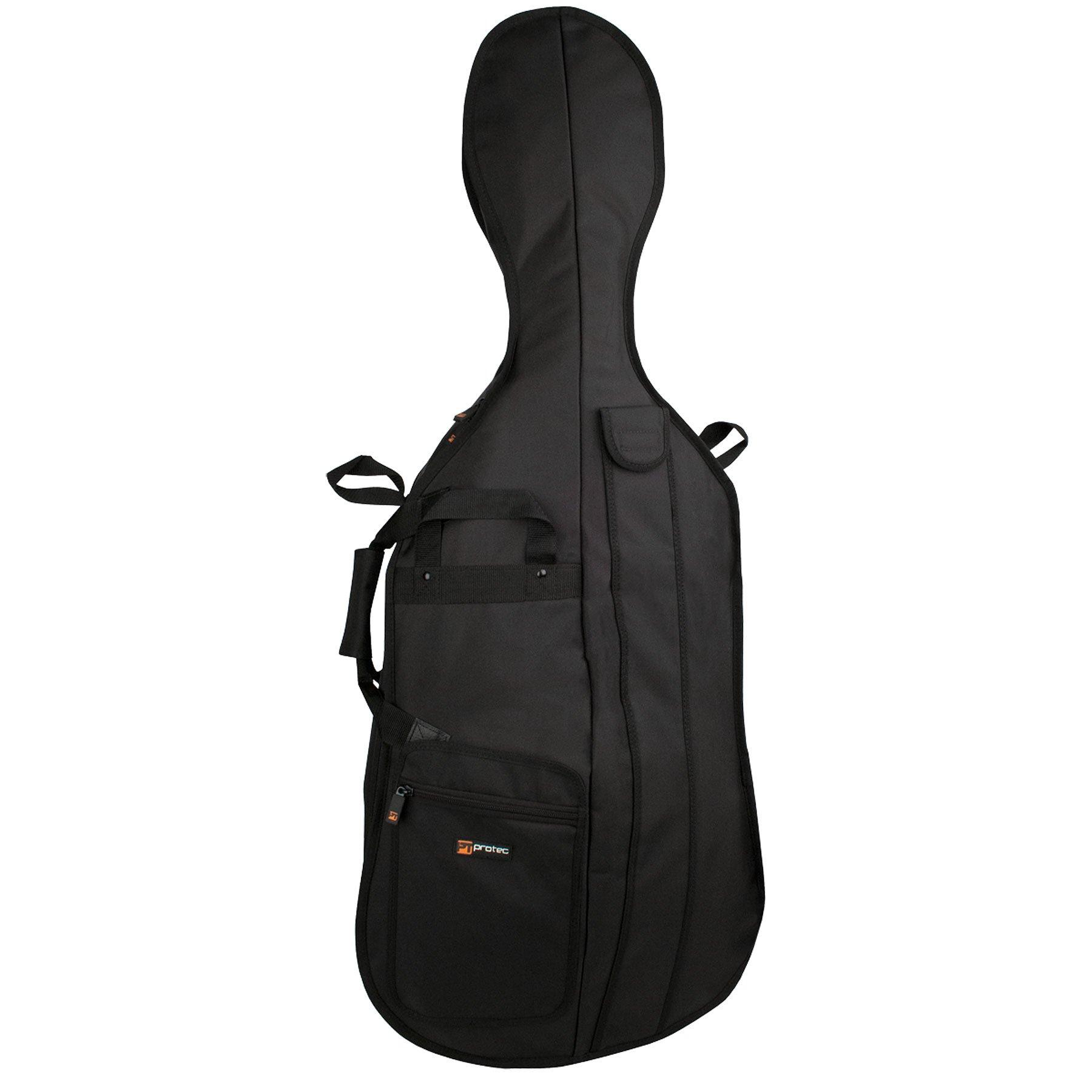 Protec 3/4 Cello Gig Bag - Silver Series, Model # C309E