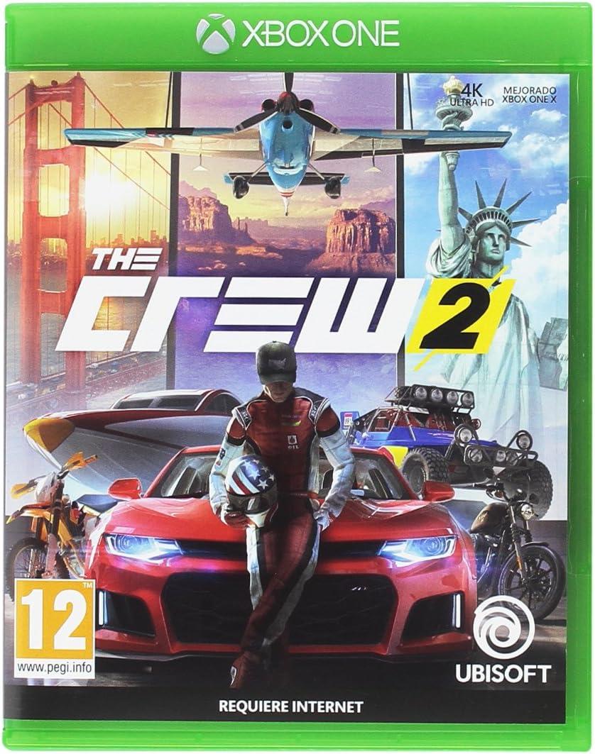 The Crew 2 - Edición Steelbook (Edición Exclusiva Amazon): Amazon ...