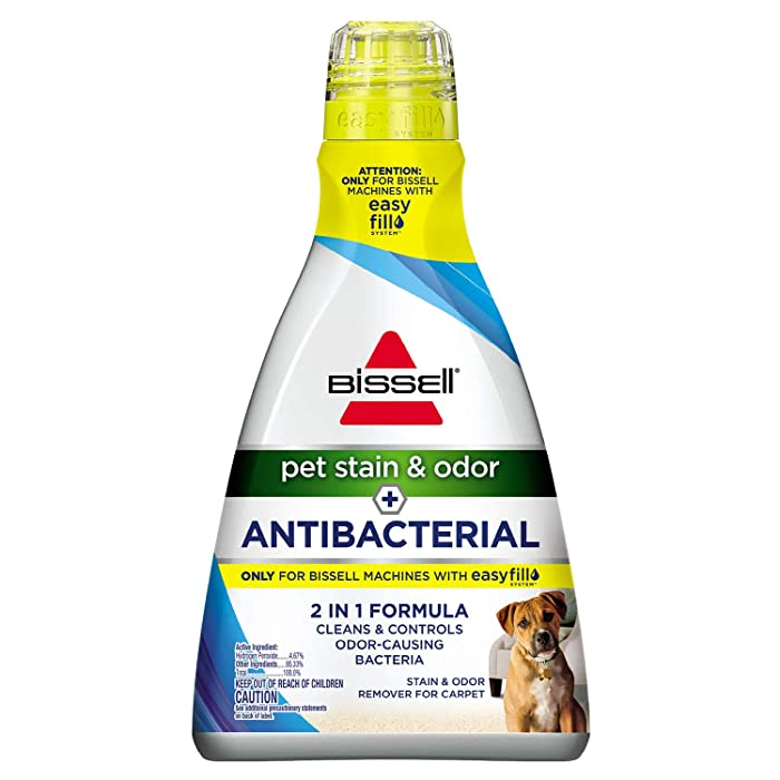 Top 9 Bissell Pet Stain  Odor  Antibacterial Formula