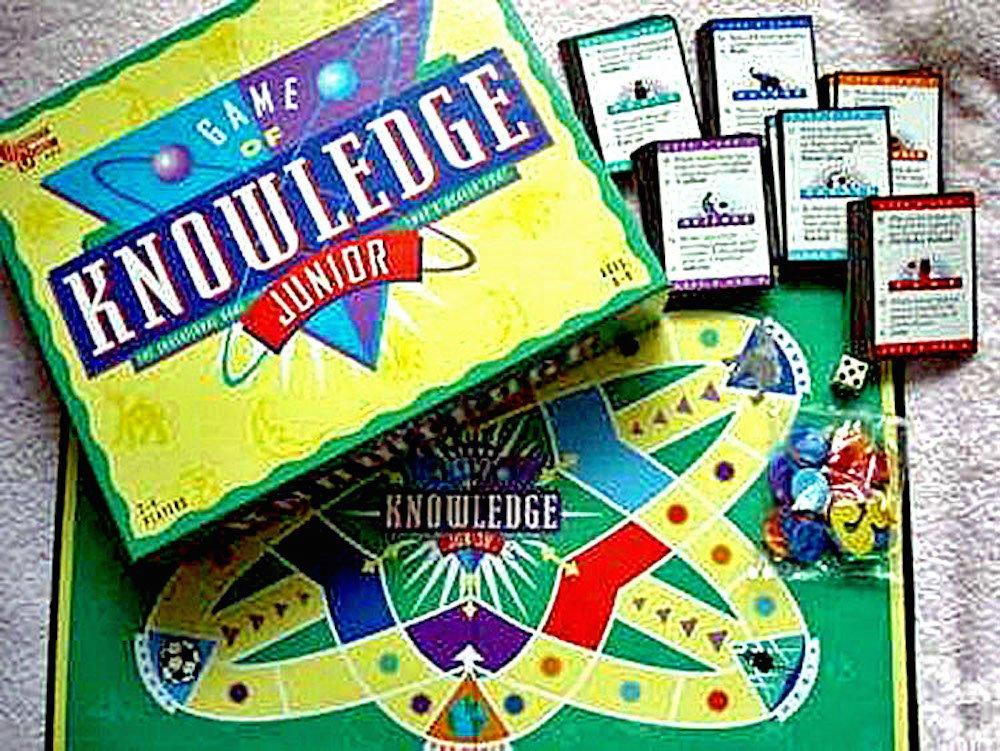 Game of Knowledge Junior University Games 01810