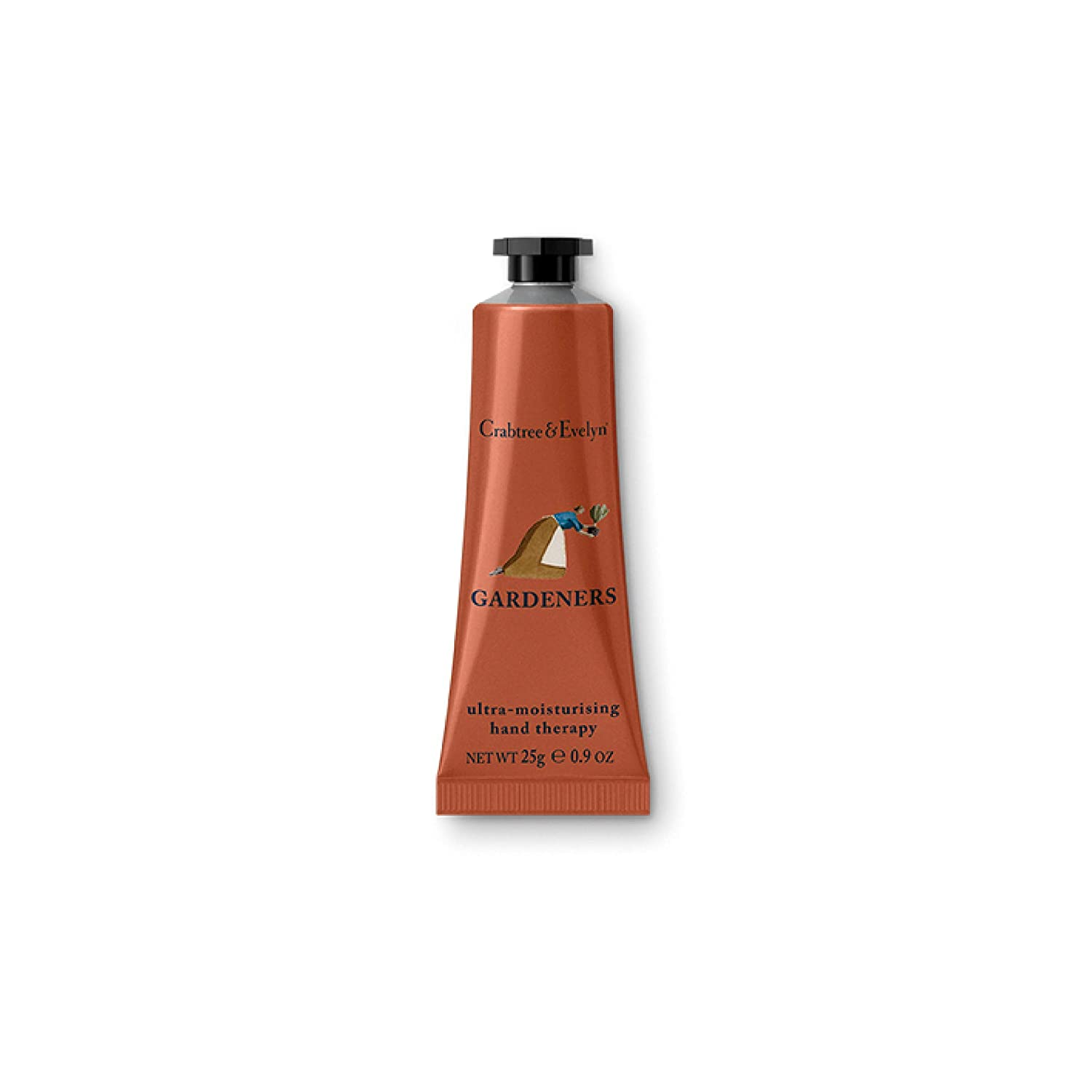 Crabtree & Evelyn Gardeners Ultra-Moisturising Hand Cream Therapy, 0.9 oz