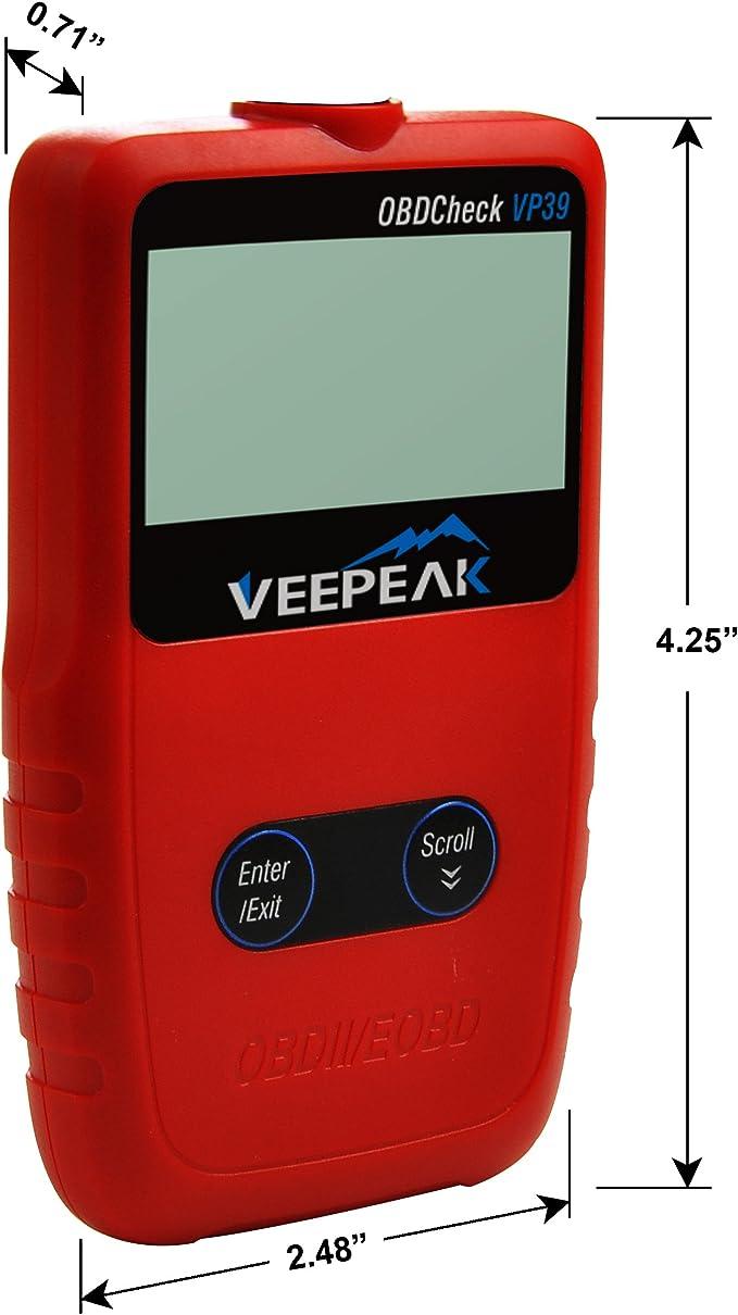 Veepeak OBD2/Scanner