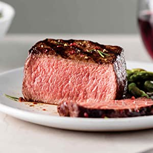 Omaha Steaks 4 (5 oz.) Top Sirloins