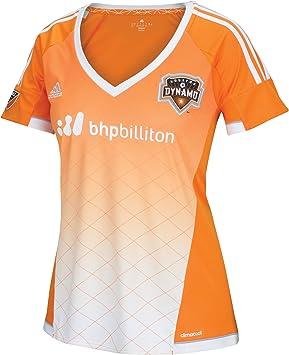 MLS Nueva York City FC David Villa # 7 Reproductor de Mujer Camiseta de Manga Corta Jersey: Amazon.es: Deportes y aire libre