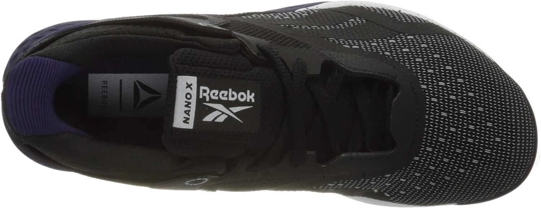 Reebok Mens Nano X Running Shoe