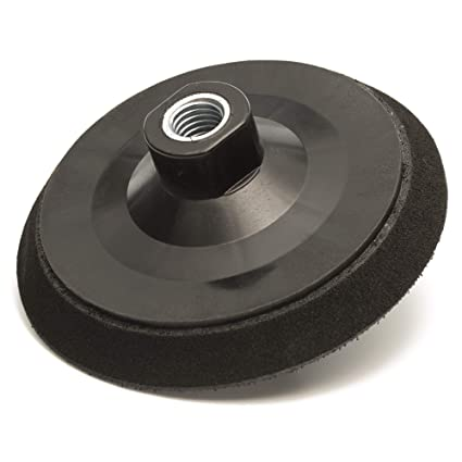 3 inch Velcro® Backing Pad Hook and Loop Velcro® Backing Pad Sanding Disc