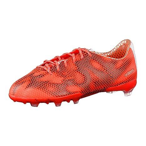 1dc8325152d5db Adidas Scarpe da calcio F50 Adizero FG, Ragazzo, solar red/ftwr white/