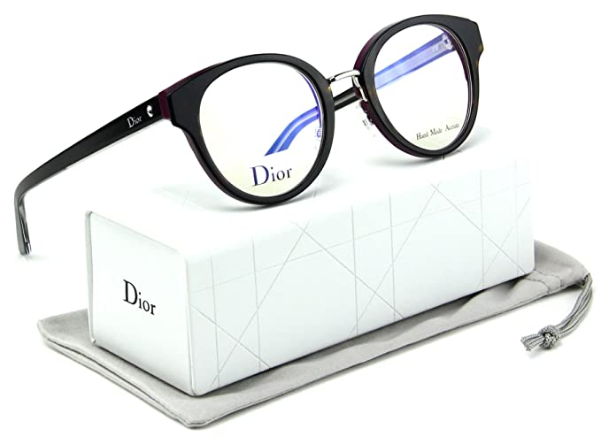 0f6238611 Image Unavailable. Image not available for. Colour: Dior Montaigne 7  Eyeglasses ...